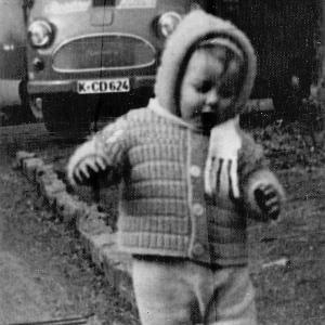 Harry etwa 1963