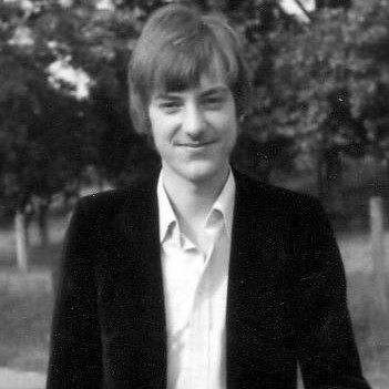 Harry etwa 1976