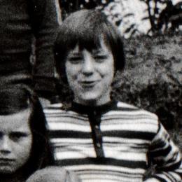 Harry etwa 1973